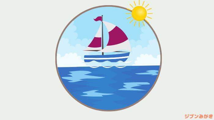 スパルタの海